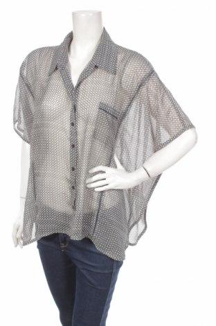 Γυναικείο πουκάμισο Cha Cha, Μέγεθος L, Χρώμα Γκρί, Τιμή 9,90€