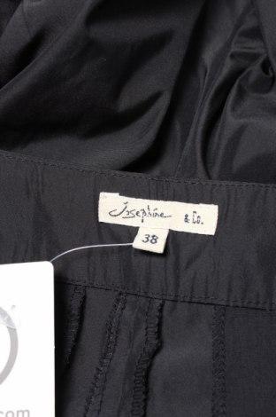 Дамски панталон Josephine & Co, Размер M, Цвят Черен, 100% полиестер, Цена 35,70лв.