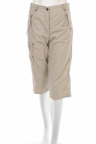 Дамски панталон Just For You, Размер S, Цвят Бежов, 100% памук, Цена 7,98лв.