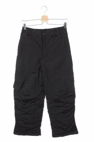 Детски панталон за зимни спортове Athletech, Размер 10-11y/ 146-152 см, Цвят Черен, Полиамид, Цена 11,25лв.