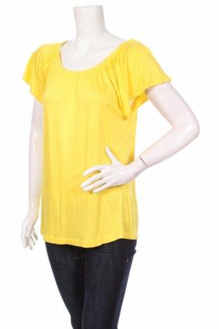 Bluză de femei S.Oliver, Mărime L, Culoare Galben, 100% viscoză, Preț 27,47 Lei