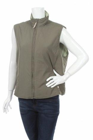 Дамски елек Boysen's, Размер XL, Цвят Зелен, Цена 26,00лв.