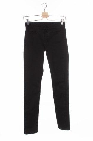 Дамски панталон Acquaverde, Размер S, Цвят Черен, Цена 63,60лв.