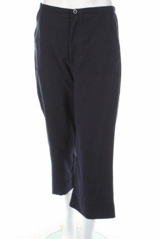 Дамски панталон Nicole, Размер M, Цвят Син, 90% полиестер, 10% полиамид, Цена 10,25лв.
