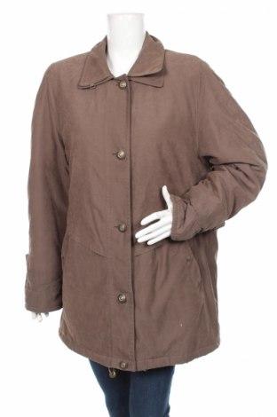 Дамско яке Classic Line, Размер L, Цвят Сив, 90% полиестер, 10% полиамид, Цена 52,00лв.