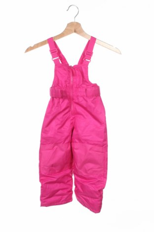 Παιδική σαλοπέτα για χειμερινά σπορ Cat & Jack, Μέγεθος 2-3y/ 98-104 εκ., Χρώμα Ρόζ , 100% πολυεστέρας, Τιμή 25,98€