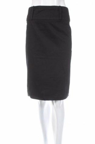 Пола New Look, Размер S, Цвят Черен, 97% памук, 3% еластан, Цена 5,98лв.