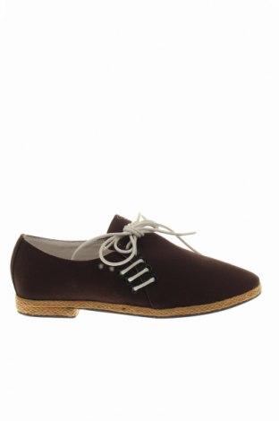 Γυναικεία παπούτσια Nat-2, Μέγεθος 39, Χρώμα Καφέ, Κλωστοϋφαντουργικά προϊόντα, Τιμή 19,48€