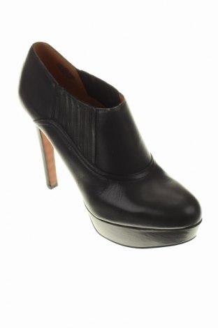 Дамски обувки Nine West, Размер 38, Цвят Сив, Естествена кожа, Цена 149,25лв.