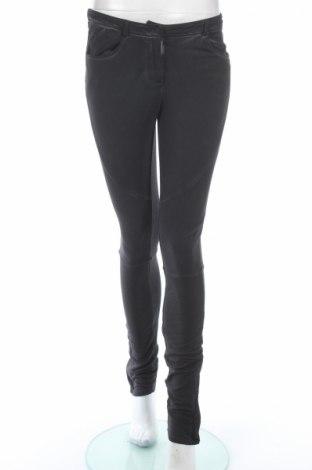Дамски панталон Liebeskind, Размер S, Цвят Черен, 97% памук, 3% еластан, Цена 40,32лв.