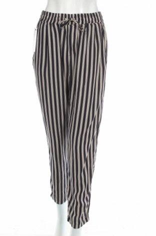 Дамски панталон Ltb, Размер M, Цвят Син, Вискоза, Цена 32,64лв.