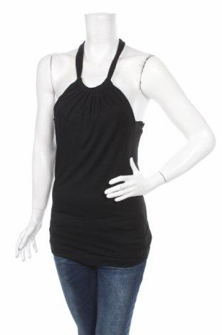 Γυναικείο αμάνικο μπλουζάκι Banana Republic, Μέγεθος S, Χρώμα Μαύρο, 95% βισκόζη, 5% ελαστάνη, Τιμή 4,36€