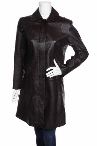 Palton din piele pentru damă Woodland
