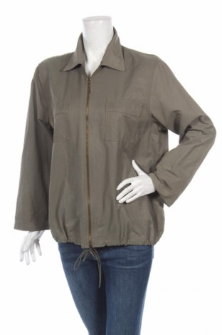 Дамско яке Bianca, Размер L, Цвят Зелен, 62% памук, 38% полиамид, Цена 11,07лв.