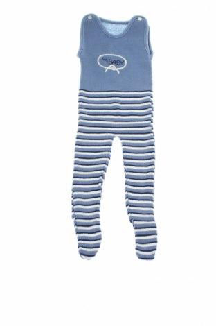 Detská kombinéza , Veľkosť 6-9m/ 68-74 cm, Farba Modrá, Akryl, Cena  11,91€