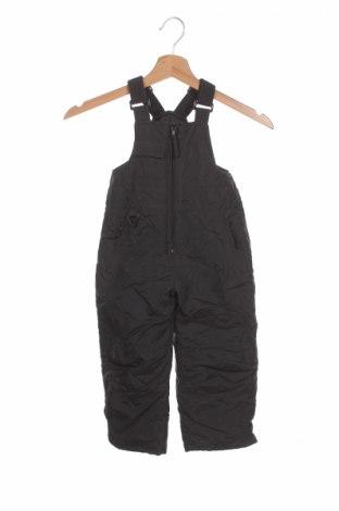 Παιδική σαλοπέτα για χειμερινά σπορ Arctic Quest, Μέγεθος 3-4y/ 104-110 εκ., Χρώμα Μαύρο, Πολυαμίδη, Τιμή 22,27€