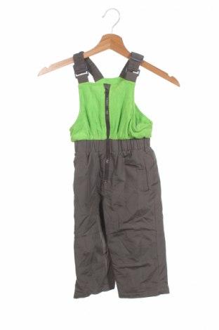 Παιδική σαλοπέτα για χειμερινά σπορ Slalom, Μέγεθος 18-24m/ 86-98 εκ., Χρώμα Γκρί, Πολυεστέρας, Τιμή 26,60€