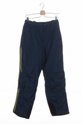 Detské nohavice pre zimné športy , Veľkosť 15-18y/ 170-176 cm, Farba Modrá, Polyamide, Cena  27,22€