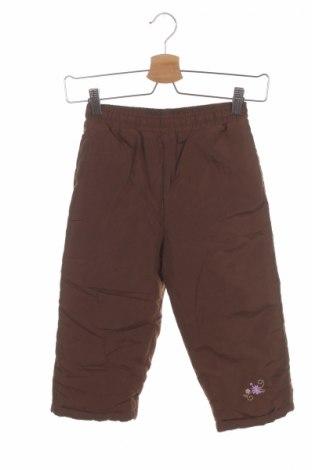 Detské nohavice pre zimné športy  Carter's, Veľkosť 2-3y/ 98-104 cm, Farba Hnedá, Cena  18,14€