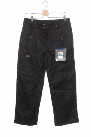 Παιδικό παντελόνι για χειμερινά σπορ Under Armour, Μέγεθος 15-18y/ 170-176 εκ., Χρώμα Μαύρο, Πολυαμίδη, Τιμή 79,18€
