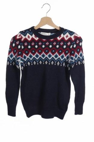 Детски пуловер Abercrombie Kids, Размер 11-12y/ 152-158 см, Цвят Многоцветен, 57% памук, 28% акрил, 15% полиестер, Цена 17,00лв.