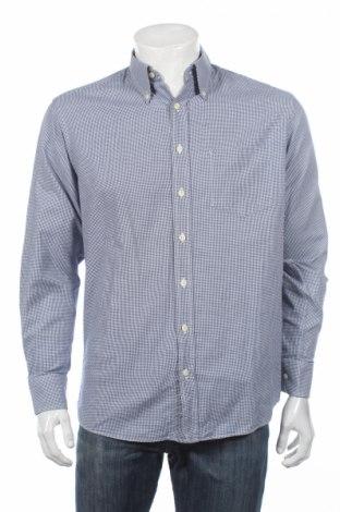 Мъжка риза Gilberto, Размер M, Цвят Бял, Памук, Цена 7,48лв.