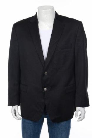 Мъжко сако Michael Kors, Размер XL, Цвят Черен, 70% вълна, 30% полиестер, Цена 23,00лв.