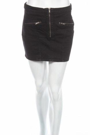Пола H&M Divided, Размер M, Цвят Черен, Цена 5,52лв.