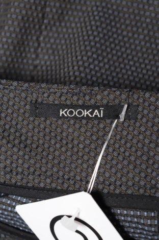 Пола Kookai, Размер M, Цвят Зелен, 54% памук, 45% вискоза, 1% еластан, Цена 14,16лв.