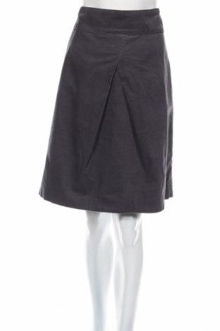 Φούστα Noa Noa, Μέγεθος L, Χρώμα Γκρί, Βαμβάκι, Τιμή 10,61€
