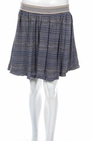 Пола Vero Moda, Размер M, Цвят Многоцветен, Вискоза, Цена 5,60лв.
