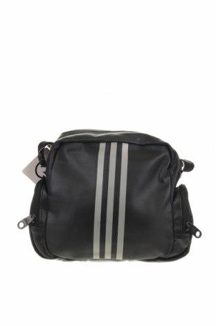 Чанта Adidas, Цвят Черен, Текстил, Цена 31,59лв.