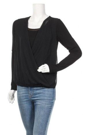 Γυναικεία μπλούζα Ashley Brooke, Μέγεθος M, Χρώμα Μαύρο, 95% βισκόζη, 5% ελαστάνη, Τιμή 8,64€