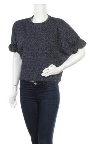 Γυναικεία μπλούζα Bimba Y Lola, Μέγεθος S, Χρώμα Μπλέ, Τιμή 15,59€