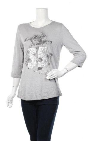 Γυναικεία μπλούζα Charles Vogele, Μέγεθος M, Χρώμα Γκρί, Τιμή 7,79€