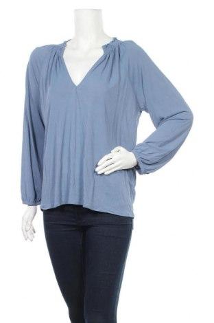 Γυναικεία μπλούζα Filippa K, Μέγεθος XL, Χρώμα Μπλέ, 80% βισκόζη, 20% πολυαμίδη, Τιμή 13,25€