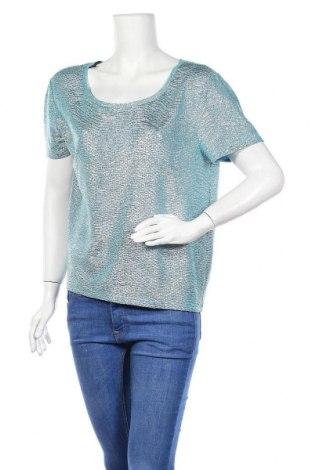 Γυναικεία μπλούζα H&M, Μέγεθος S, Χρώμα Μπλέ, Πολυεστέρας, Τιμή 3,42€