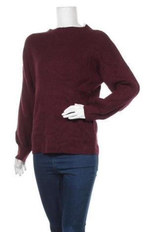 Дамски пуловер INC International Concepts, Размер XXL, Цвят Лилав, 50% вискоза, 28% полиестер, 22% полиамид, Цена 46,88лв.