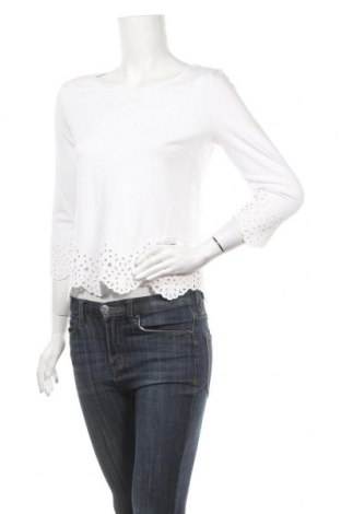 Γυναικεία μπλούζα Laurel, Μέγεθος XS, Χρώμα Λευκό, 70% βισκόζη, 27% πολυαμίδη, 3% ελαστάνη, Τιμή 26,63€