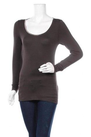 Γυναικεία μπλούζα Margittes, Μέγεθος S, Χρώμα Καφέ, 95% μοντάλ, 5% ελαστάνη, Τιμή 4,39€
