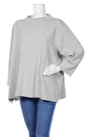 Γυναικεία μπλούζα Mark Adam, Μέγεθος 4XL, Χρώμα Γκρί, Τιμή 8,64€