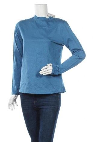 Γυναικεία μπλούζα Mark Adam, Μέγεθος XL, Χρώμα Μπλέ, Βαμβάκι, Τιμή 10,49€