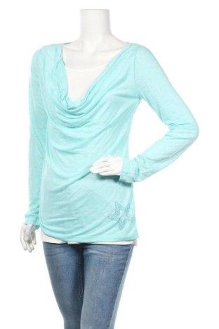 Γυναικεία μπλούζα Maui Wowie, Μέγεθος M, Χρώμα Μπλέ, Τιμή 9,94€