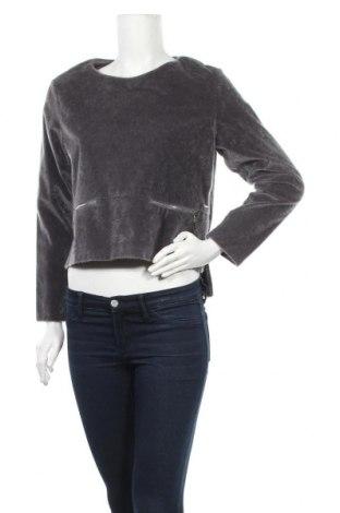 Γυναικεία μπλούζα Mohito, Μέγεθος M, Χρώμα Γκρί, Πολυεστέρας, Τιμή 7,87€