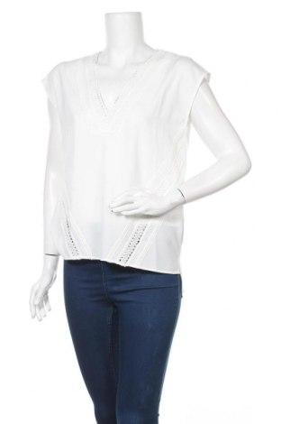 Γυναικεία μπλούζα Molly Bracken, Μέγεθος M, Χρώμα Λευκό, 97% πολυεστέρας, 3% ελαστάνη, Τιμή 13,67€
