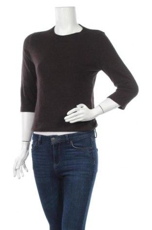 Γυναικεία μπλούζα Nico Nico, Μέγεθος L, Χρώμα Καφέ, 48% ανγκορά, 38% πολυαμίδη, 10% μαλλί, 4% ελαστάνη, Τιμή 17,28€