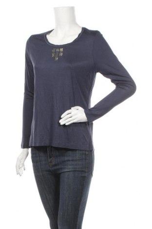 Γυναικεία μπλούζα Olsen, Μέγεθος M, Χρώμα Μπλέ, Βισκόζη, Τιμή 9,35€