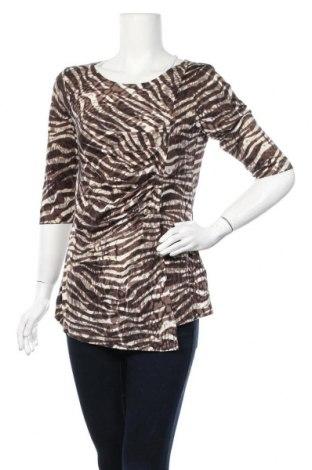 Γυναικεία μπλούζα Olsen, Μέγεθος L, Χρώμα Πολύχρωμο, Πολυαμίδη, Τιμή 7,18€