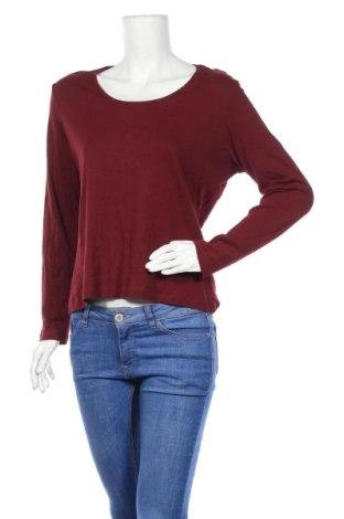 Γυναικεία μπλούζα Passport, Μέγεθος XL, Χρώμα Κόκκινο, Τιμή 8,83€