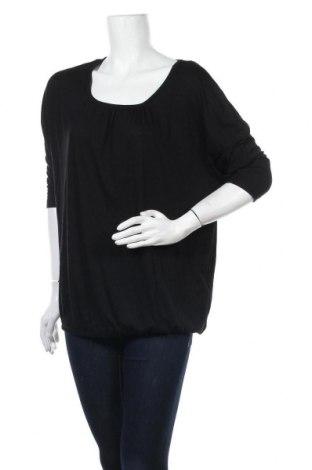 Γυναικεία μπλούζα Rainbow, Μέγεθος M, Χρώμα Μαύρο, 64% πολυεστέρας, 32% βισκόζη, 4% ελαστάνη, Τιμή 5,52€